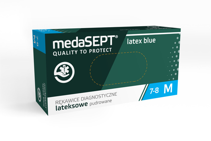 medaSEPT® latex blue